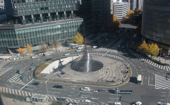 Monumento icônico de Nagoia será retirado.